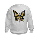Queen of the Fairies Kids Sweatshirt