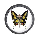 Queen of the Fairies Wall Clock