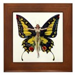 Queen of the Fairies Framed Tile