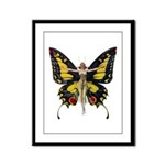 Queen of the Fairies Framed Panel Print