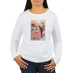 Twilight Fairies Women's Long Sleeve T-Shirt