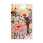 Twilight Fairies Sticker (Rectangle)