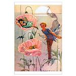 Twilight Fairies Large Poster