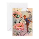 Twilight Fairies Greeting Cards (Pk of 10)