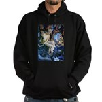 Queen of the Gnomes Hoodie (dark)