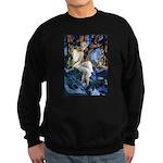 Queen of the Gnomes Sweatshirt (dark)