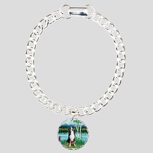 Birches / GSMD Charm Bracelet, One Charm