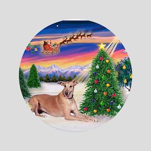 """TakeOff-Greyhound (f2) 3.5"""" Button"""