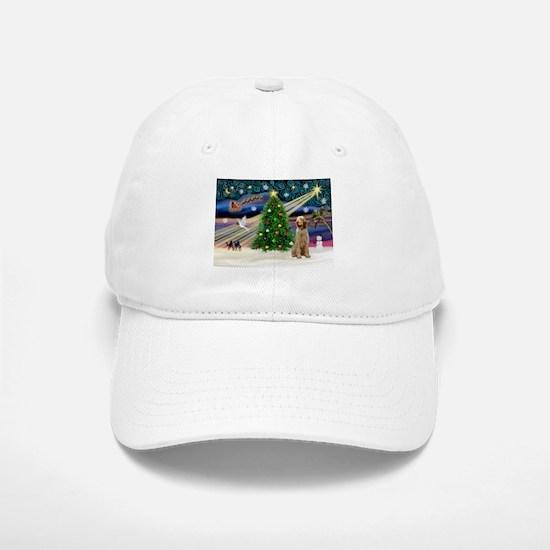 XmasMagic/Spinone 4 Baseball Baseball Cap
