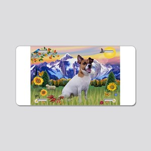 Mt Country / JRT Aluminum License Plate