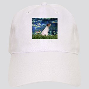 Jack Russell & Lilies Cap