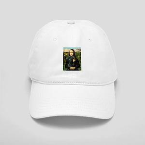 Mona's Black Lab Cap