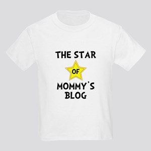 Mommy's Blog Star Kids Light T-Shirt