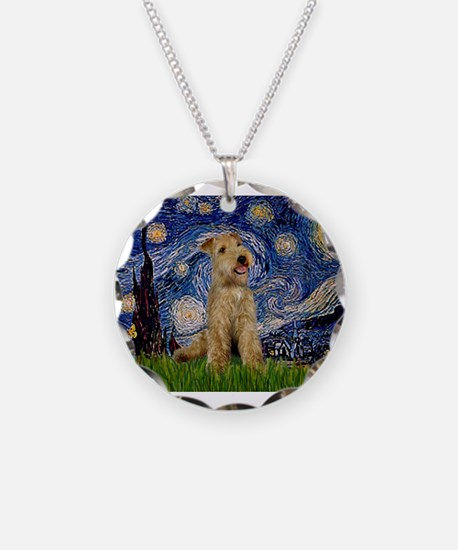 Starry Night Lakeland T. Necklace