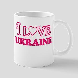 I love Ukraine Mugs
