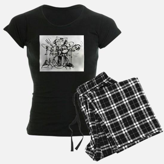 WILDCAT DRUMMER™ Pajamas