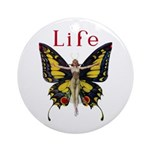 Queen of the Fairies Ornament (Round)