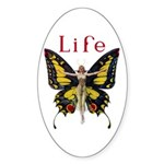 Queen of the Fairies Sticker (Oval)