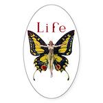 Queen of the Fairies Sticker (Oval 50 pk)