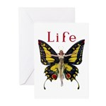 Queen of the Fairies Greeting Cards (Pk of 20)