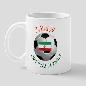 Iran world cup Mug