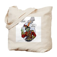 Jagermonster Philosophy Tote Bag