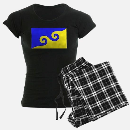 Karmapa's Dharma Flag Pajamas