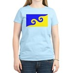 Karmapa's Dharma Flag Women's Light T-Shirt