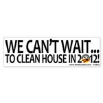 We Can't Wait...to Clean House in 2012! (50 pk)