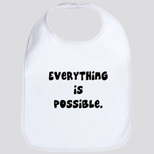 everything is possible Bib