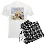 Chasing Fairies Men's Light Pajamas