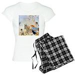 Chasing Fairies Women's Light Pajamas