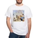 Chasing Fairies White T-Shirt