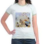 Chasing Fairies Jr. Ringer T-Shirt