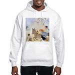 Chasing Fairies Hooded Sweatshirt