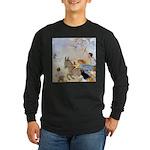 Chasing Fairies Long Sleeve Dark T-Shirt