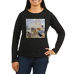 Chasing Fairies Women's Long Sleeve Dark T-Shirt