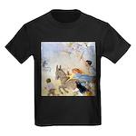 Chasing Fairies Kids Dark T-Shirt