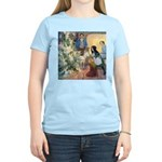 Christmas Tree Fairies Women's Light T-Shirt