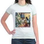 Christmas Tree Fairies Jr. Ringer T-Shirt