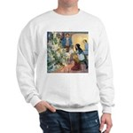 Christmas Tree Fairies Sweatshirt