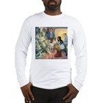Christmas Tree Fairies Long Sleeve T-Shirt