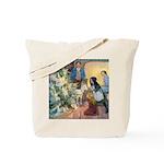 Christmas Tree Fairies Tote Bag