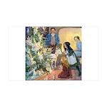 Christmas Tree Fairies 38.5 x 24.5 Wall Peel