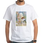 Dancing in the Fairy Fountain White T-Shirt
