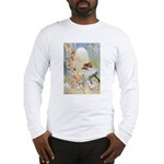Dancing in the Fairy Fountain Long Sleeve T-Shirt