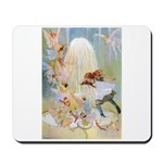 Dancing in the Fairy Fountain Mousepad
