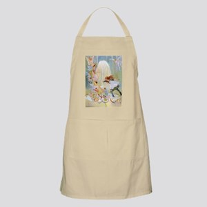 Dancing in the Fairy Fountain Apron