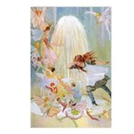 Dancing in the Fairy Fountain Postcards (Package o