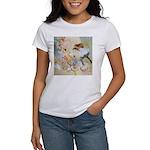 Dancing in the Fairy Fountain Women's T-Shirt